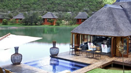 Intundla Lodge in Dinokeng