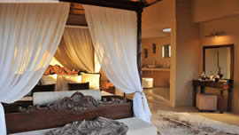Isinkwe Honeymoon Suite