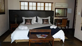 Leopardsong Game Lodge Accommodation