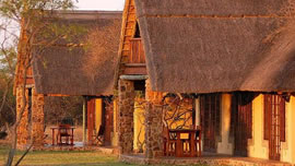 Mangwa Valley Lodge in Dinokeng