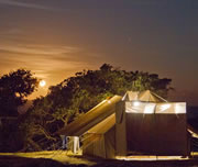 Popup Camps at Dinokeng Game Reserve